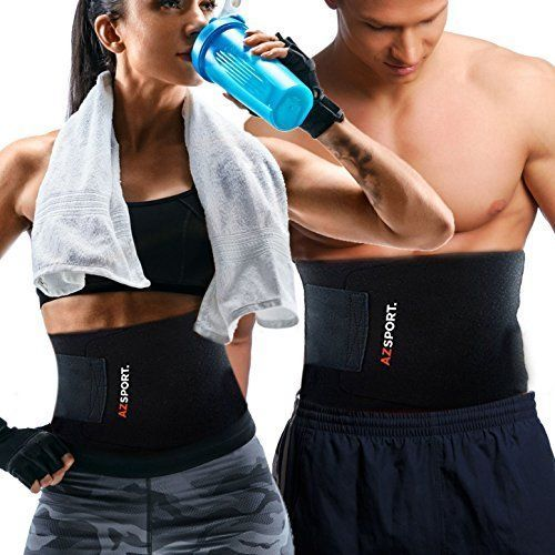 YFMAYI Men & Women AB Belt