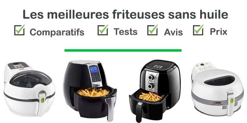 choisir une friteuse sans huile