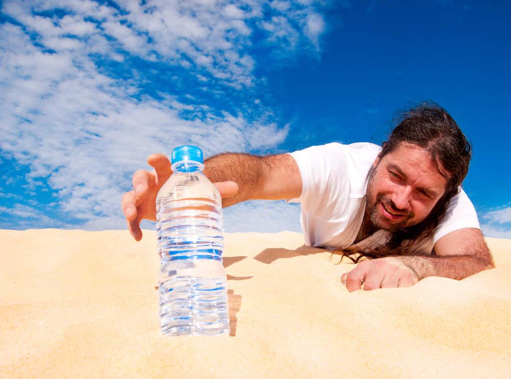 la Déshydratation